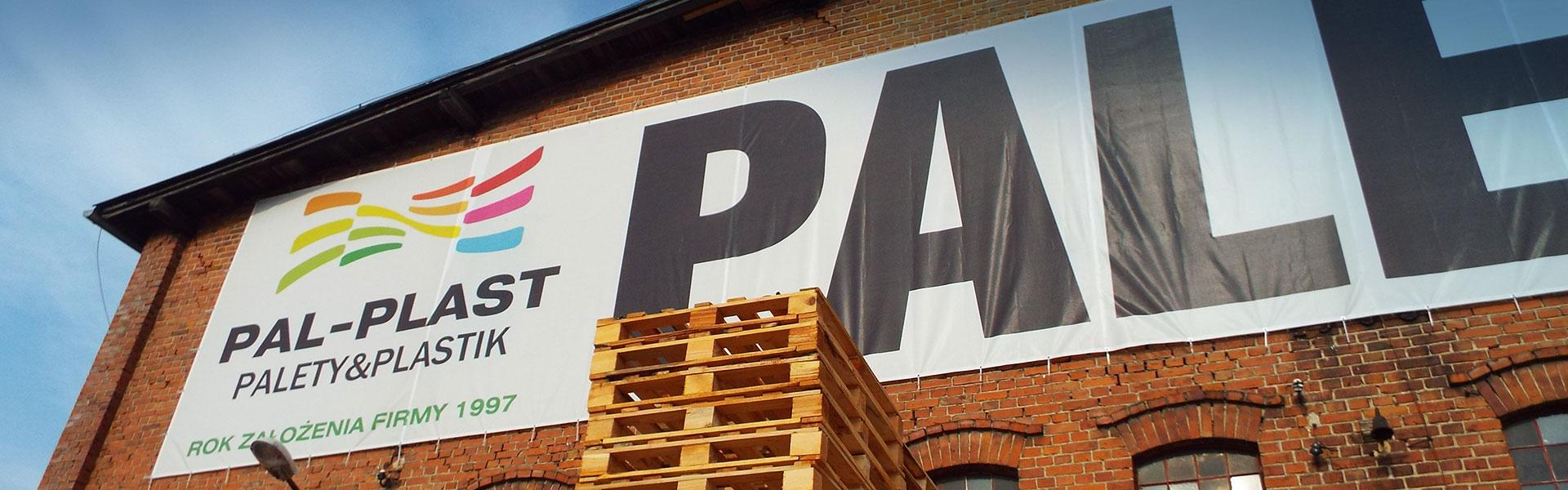Palety Pal-Plast
